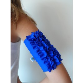 ARM BAND ETOILE - ELECTRIC BLUE/ELECTRIC BLUE
