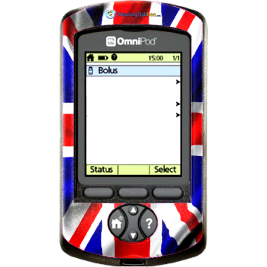 COVER 1PZ PDM BAND UK