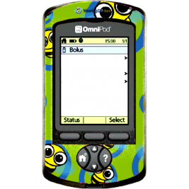 AD SKIN 1PC OMIPOD PDM BEE/GN